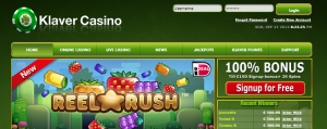Klaver Casino android review